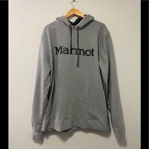 Marmot Spellout Hoodie size XXL
